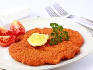Schnitzel porc