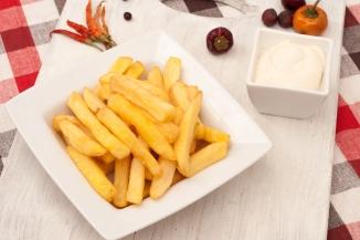 Cartofi prajiti/ wedges