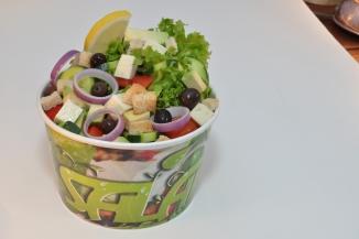 Salata cu ingrediente la alegere  - Maxi