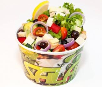 Salata cu 6 ingrediente la alegere - Maxi