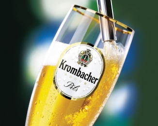 Bere draft Krombacher Pils 400ml